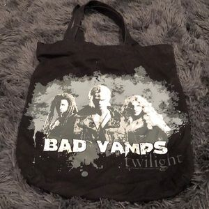Twilight bad vamps tote